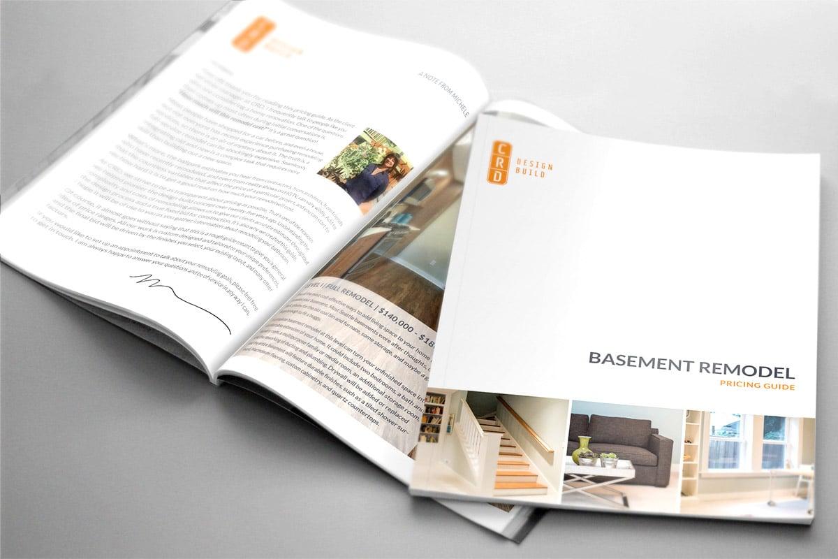 seattle basement remodel pricing guide download crd design build