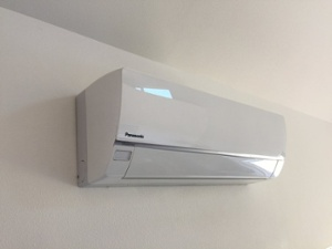 Mini Split Heat Pump - Panasonic Exterios-1