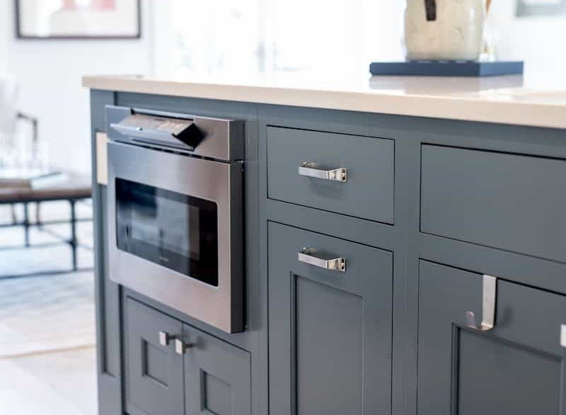Where To Put The Microwave Microwave Placement In The Kitchen