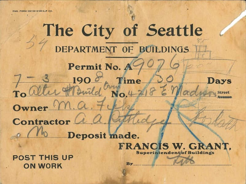 Seattle_building_permit,_1908_(35323312364) (1)