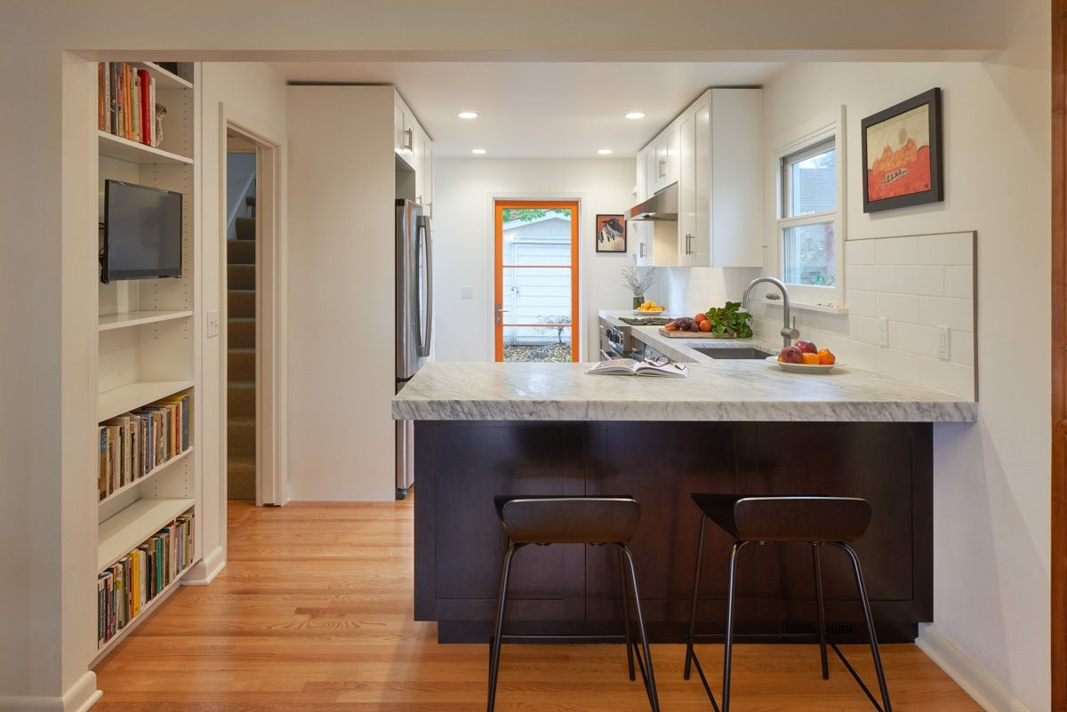 Seattle Kitchen Remodel