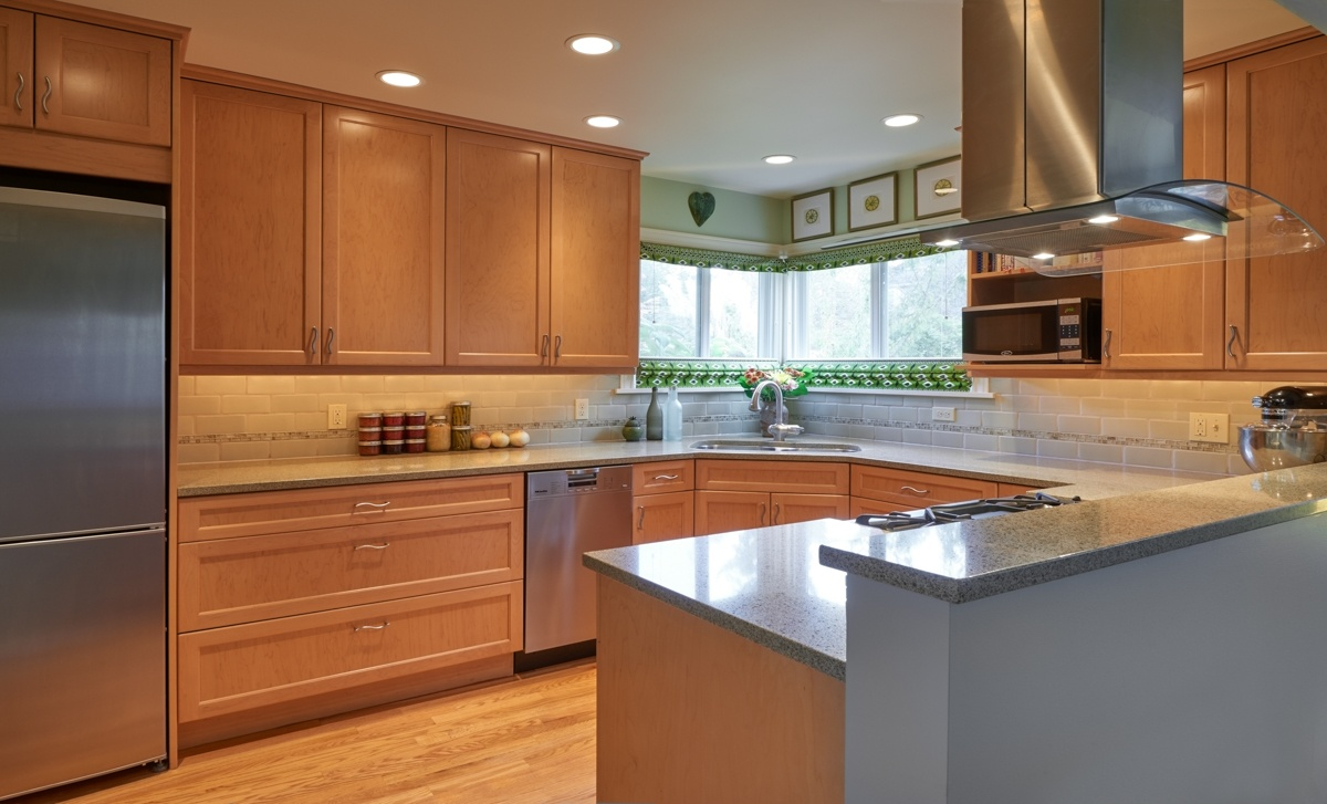 West Seattle Kitchen Remodel