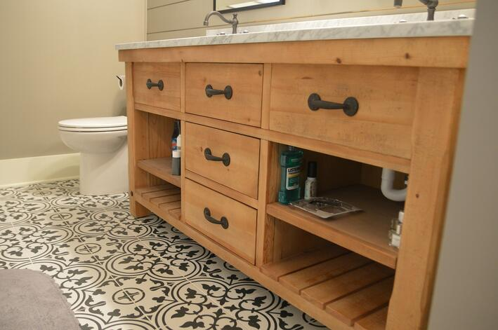 A Money-Saving Bathroom Remodel
