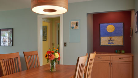 West Seattle Dining Room Remodel