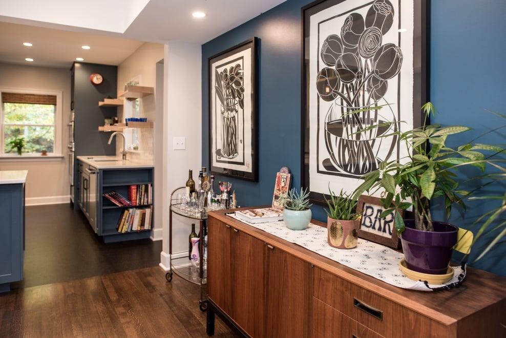 Seattle Kitchen Designed by an Interior Designer