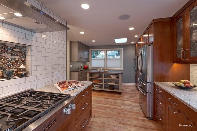 Seattle Kitchen by CRD Design Build