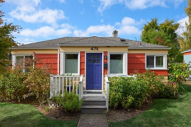 West Seattle Bungalow