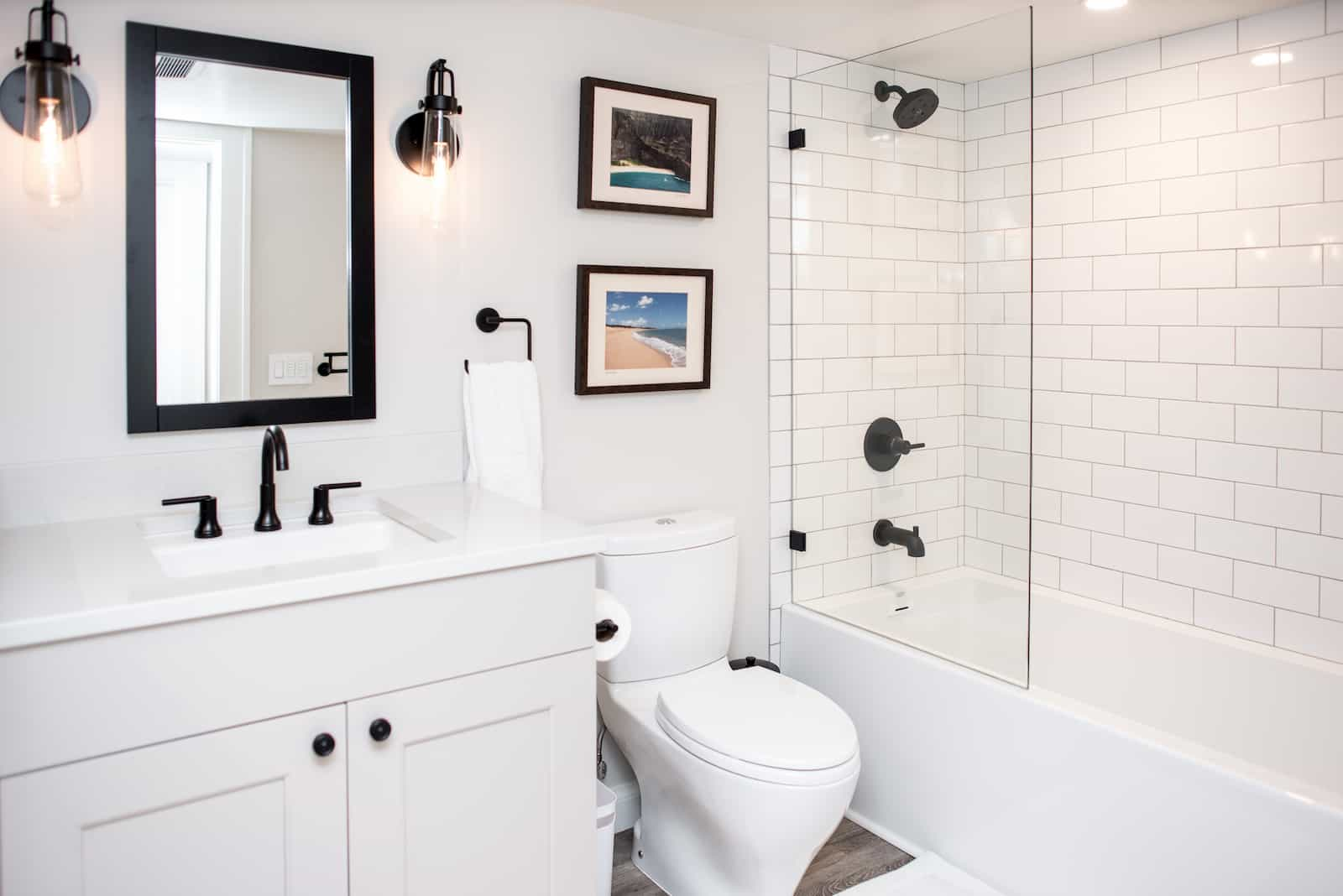 Seattle bathroom remodel - are permits required