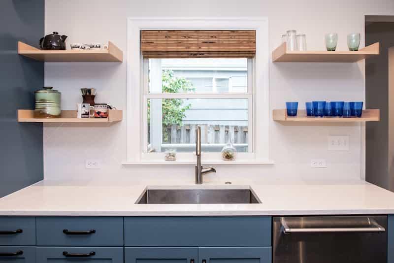 Ballard Kitchen and Basement