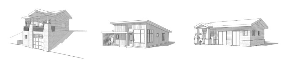 Backyard Cottage Illustrations | City of Seattle