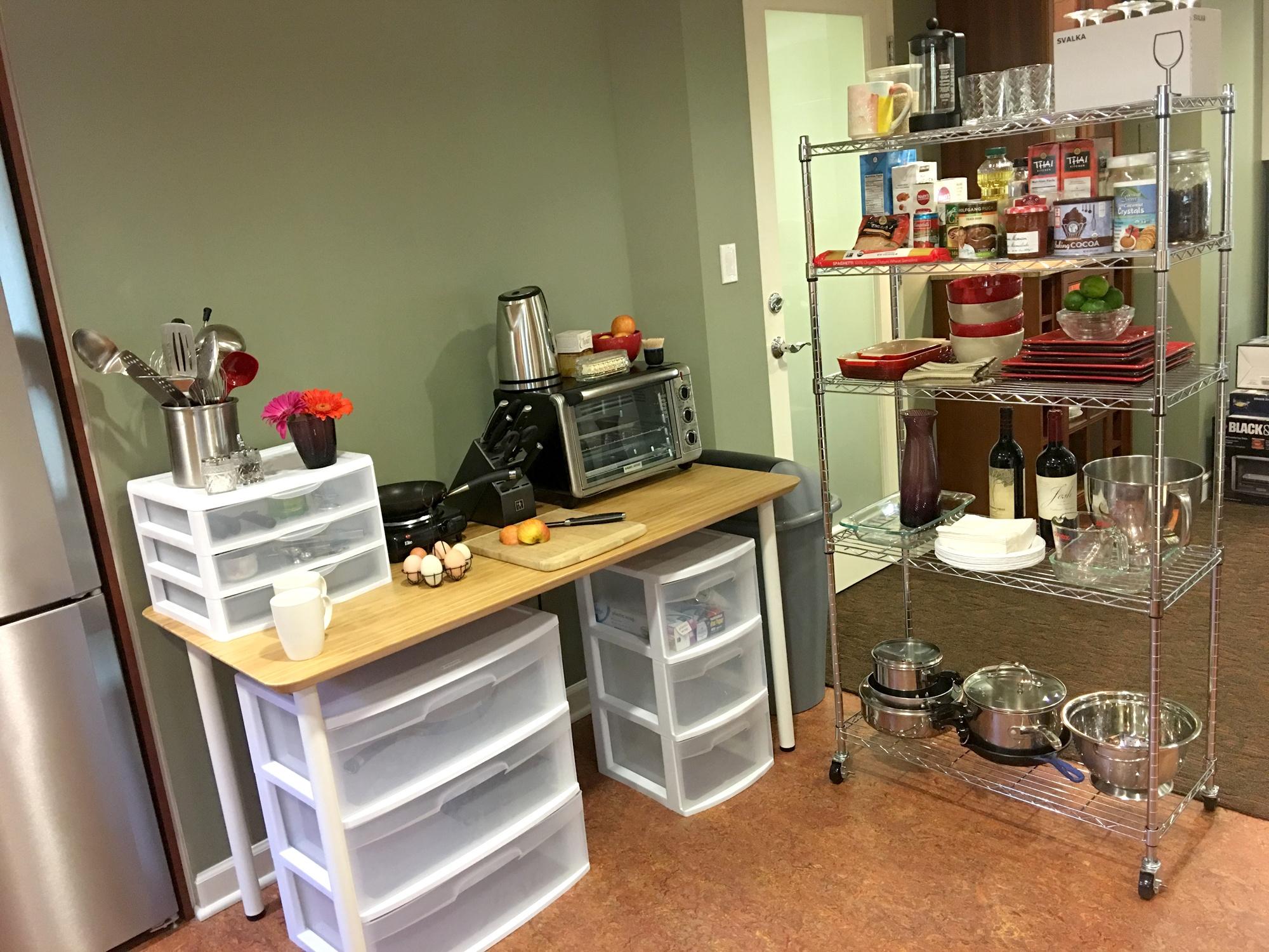 Temporary Kitchen 4