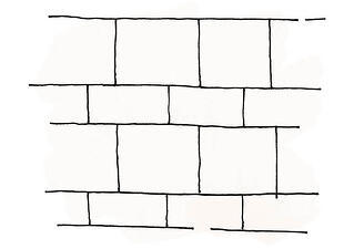 Modular tile pattern