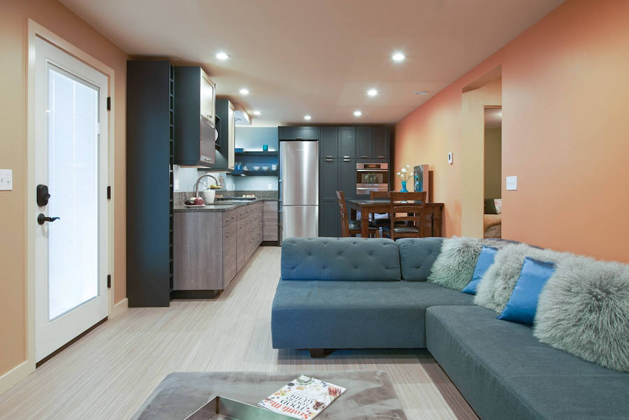 basement-remodel-execution